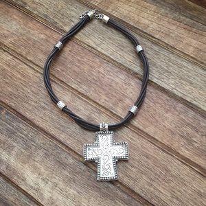 Premier Designs Cross Necklace